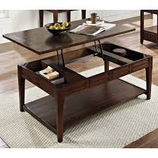 lift top coffee table with wheels crosby mocha cherry lift top coffee table with casters by greyson