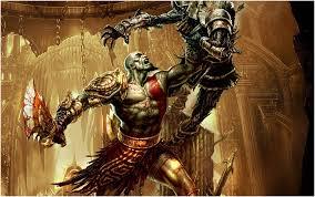 film god of war vs zeus kratos vs asura prelude by lordxamweth on deviantart