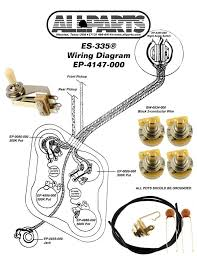 wiring kits for guitars u0026 basses u2013 allparts uk