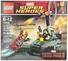 black friday lego 2017 lego super heroes iron man vs the mandarin ultimate showdown 76008