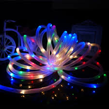 fashion style string lights solar lights beautifulhalo