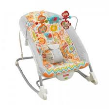Infant Rocking Chair Deluxe Infant To Toddler Rocker From Fisher Price
