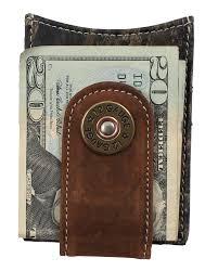 nocona mossy oak men u0027s money clip fort brands