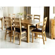 Oak Dining Table Uk Solid Oak Dining Room Chairs U2013 Visualnode Info