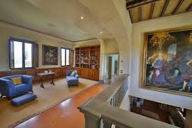 The Tuscan House A Tuscan Villa With An Artistic Pedigree Wsj