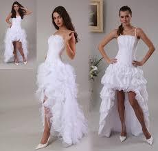 robe mari e courte devant longue derriere tendance robe de mariee courte devant longue derriere robe de
