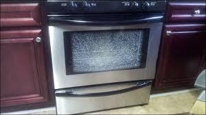clean oven glass door appliance gallery articles
