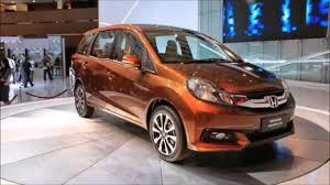 honda car 7 seater all 2016 honda mobilio interior exterior 7 seaters suv car