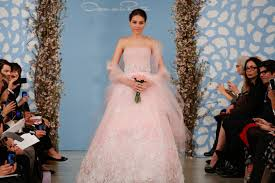 15 colorful wedding dresses fall u0027ll stand