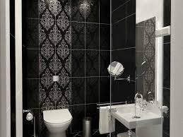 download black and white bathroom tile design ideas