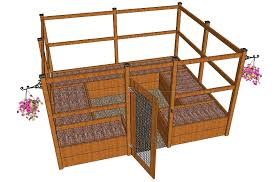 my new critter proof raised garden beds doityourself com