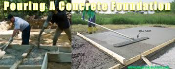 Slab Foundation Floor Plans How To Build A Concrete Slab Foundation For Your Shed Step By
