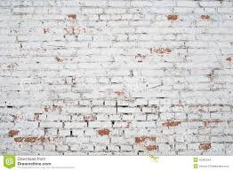cracked white grunge brick wall textured stock photo image 42395343