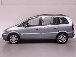 vauxhall grey used silver vauxhall zafira for sale hampshire