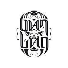 25 rare ambigram tattoos designs words words words
