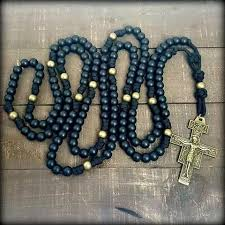 15 decade rosary historical wwi combat rosaries soldier s rosaries strong