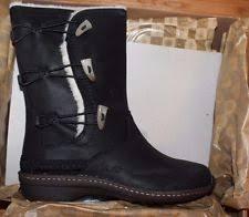 s ugg australia leather boots ugg australia leather elastic boots for ebay