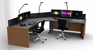 Control Room Desk Command Tech Noc Furniture Consoles For Control Rooms Gallery