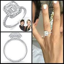 neil emerald cut engagement rings 193 best showing that ring images on jewelry