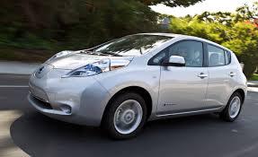 2013 silver nissan rogue 5 000 lease buyout credit offered for 2012 u0026 2013 nissan leaf evs