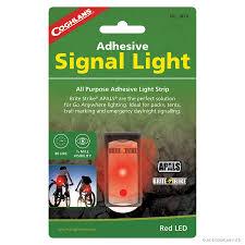 adhesive signal light signaling coghlan s