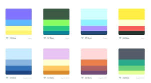 most popular colors for 2017 contemporary color palette o2drops co