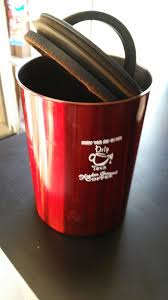 airscape coffee storage cannisters
