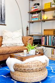 Apartment Therapy Living Room Office Making Over My Living Room For Apartment Therapy Kim Lucian