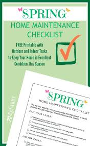 11 best spring cleaning u0026 home maintenance images on pinterest