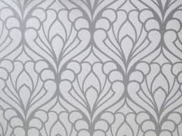 deco wrapping paper deco damask wedding wrapping paper in silver and white 10 ft x