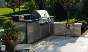 Prefab Outdoor Kitchen Grill Islands Challenger Chq5cha Luxury Prefab Outdoor Kitchen With Fire Magic