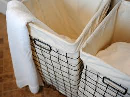 laundry hamper for small spaces nana u0027s workshop