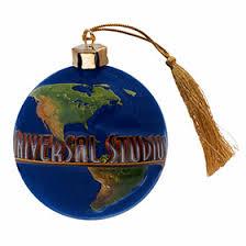 universal studios globe ornament universal orlando