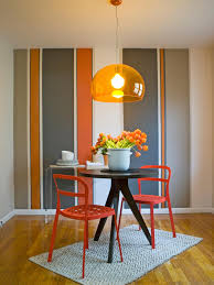 Striped Dining Room Chairs photo page hgtv