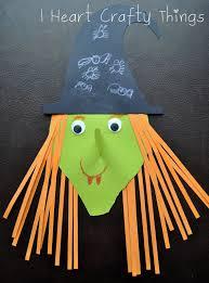 kids halloween crafts witch ye craft ideas