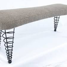 Contemporary Upholstered Bench Upholestered Benches Leather Benches And Fabric Benches