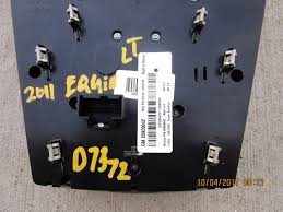 used chevrolet equinox a c u0026 heater controls for sale