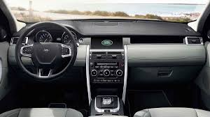 range rover sport dashboard 2018 land rover discovery sport info land rover princeton