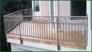 wrought iron balcony railings san mateo