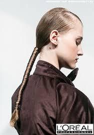 Frisuren Lange Haare Cosmoty by Tief Gebundener Zopf Zu Dichtem Haar Im Afro Look Look