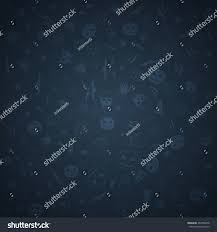 halloween vector background abstract blue pattern stock vector