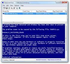 cara membuat file iso dari file di hardisk cara mengatasi blue screen dan penyebab blue screen pada windows