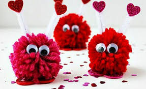 Valentine Decorations Ideas To Make by 57 Craft Ideas For Making Valentine Gifts And Decorations Feltmagnet