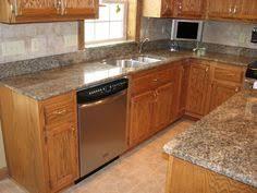 Countertops With Oak Cabinets Best Countertops For Oak Cabinets Modern Granite Countertops