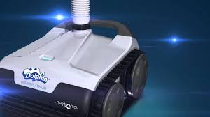 Robot Piscine Dolphin Supreme M4 by Dolphin Platinum Robotic Suction Pool Cleaner Youtube