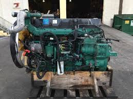 2009 volvo semi truck 2009 volvo d13 engine for sale medley fl 003108