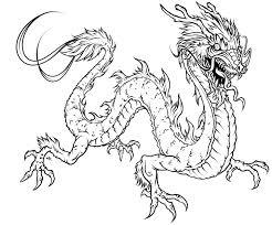 inspiring coloring dragon 93 3187