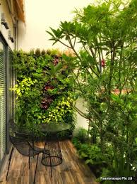 enhance the look of your balcony through outstanding landscape