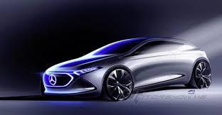 2018 mercedes benz concept eqa a new electric initiative