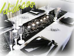 decoration mariage noir et blanc décoration de table mariage noir et blanc mariage